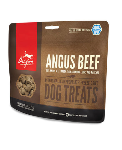 ORIJEN FREEZE-DRIED TREATS: ANGUS BEEF