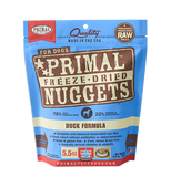 PRIMAL FREEZE DRIED DUCK 5.5OZ