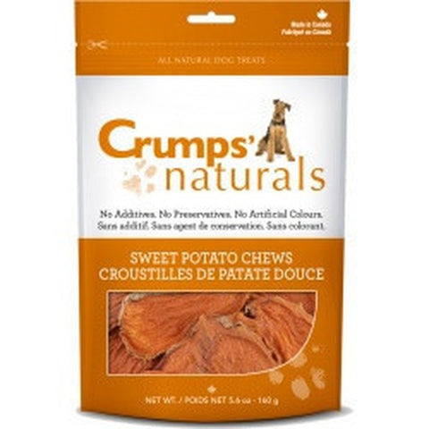 CRUMPS' NATURALS: SWEET POTATO CHEWS