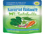 NATURAL BALANCE POUCH: CHICKEN & GIBLETS IN GRAVY 24/CASE