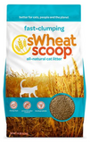 SWHEAT SCOOP ALL-NATURAL CAT LITTER ORIGINAL FAST CLUMPING