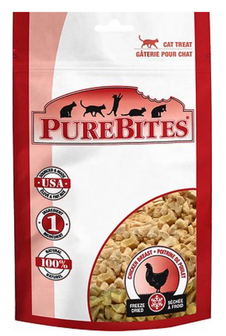 PUREBITES: CHICKEN BREAST CAT TREATS