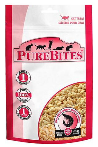 PUREBITES: SHRIMP CAT TREATS