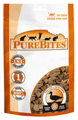 PUREBITES: DUCK CAT TREATS