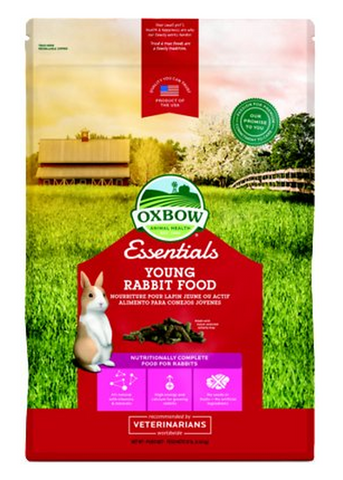 OXBOW ESSENTIALS YOUNG RABBIT FOOD