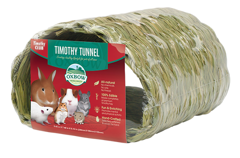 OXBOW Timothy Hay Tunnel