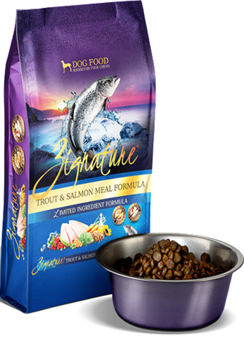ZIGNATURE L.I.D. : TROUT & SALMON MEAL FORMULA