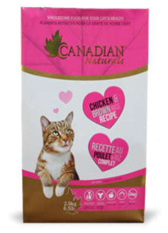 CANADIAN NATURALS CHICKEN & RICE CAT