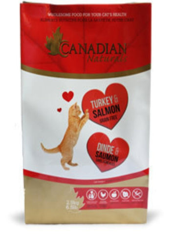 CANADIAN NATURALS TURKEY & SALMON CAT
