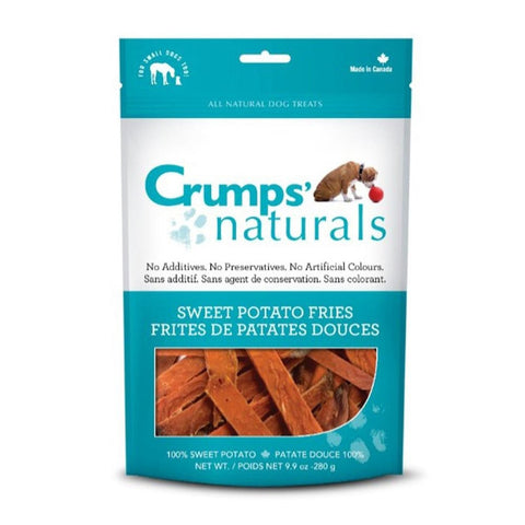 CRUMPS' NATURALS: SWEET POTATO FRIES