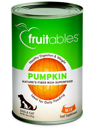 FRUITABLES SWITCH: FRESH PUMPKIN BLEND 12/CASE