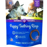 N-BONE PUPPY TEETHING RING PUMPKIN 3PK