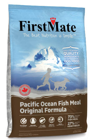 FIRSTMATE PACIFIC OCEAN FISH MEAL ORIGINAL FOMULA