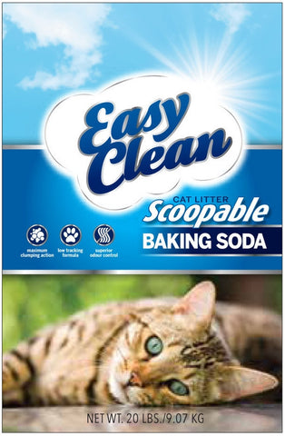 PESTELL EASY CLEAN CLUMPING BAKING SODA CAT LITTER