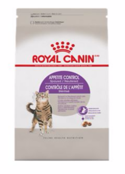 ROYAL CANIN APPETITE CONTROL SPAYED/NEUTERED CAT