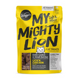 MY MIGHY LION LICK'N CHICKEN GRAIN FREE CAT TREATS