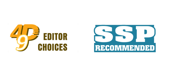 SSP Recommended & 49P Editor's Choice
