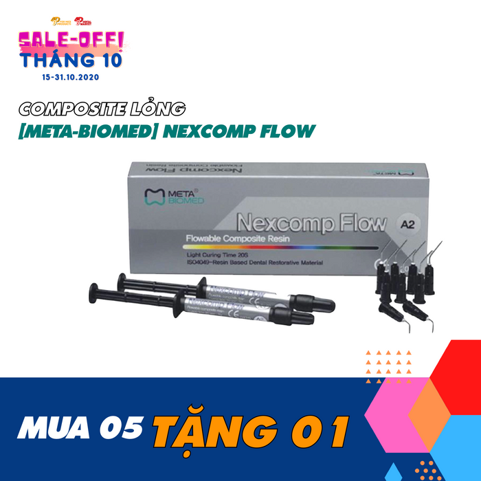 Composite lỏng Meta Biomed Nexcomp Flow - Meta Biomed