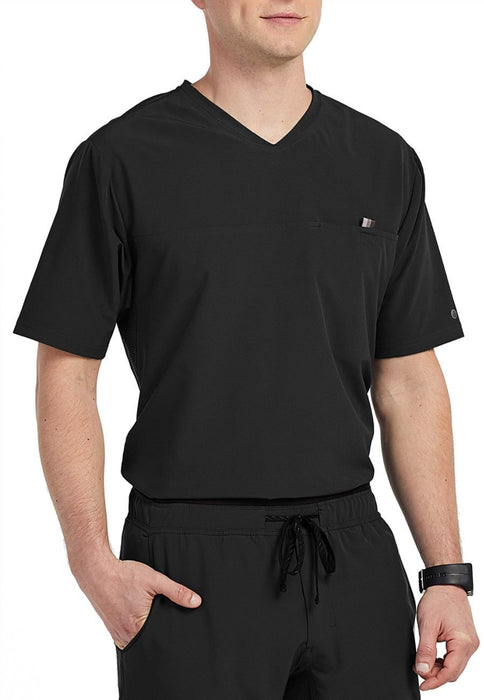 BWT 010 Áo Barco One Wellness Men's Motion V-neck Scrub Tops