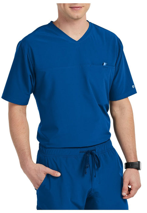 bwt-010-Áo-barco-one-wellness-mens-motion-v-neck-scrub-tops-49p.vn
