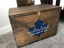Keepsake Box - Dylan's Design Shop