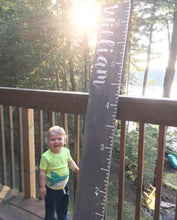 Load image into Gallery viewer, Ruler Growth Chart - Dylan's Design Shop