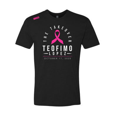 Official Teofimo Lopez FTWR® Black Tee