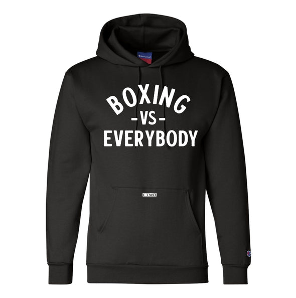 FTWR® Boxing VS Everybody Champion® Collection Original Hoodie