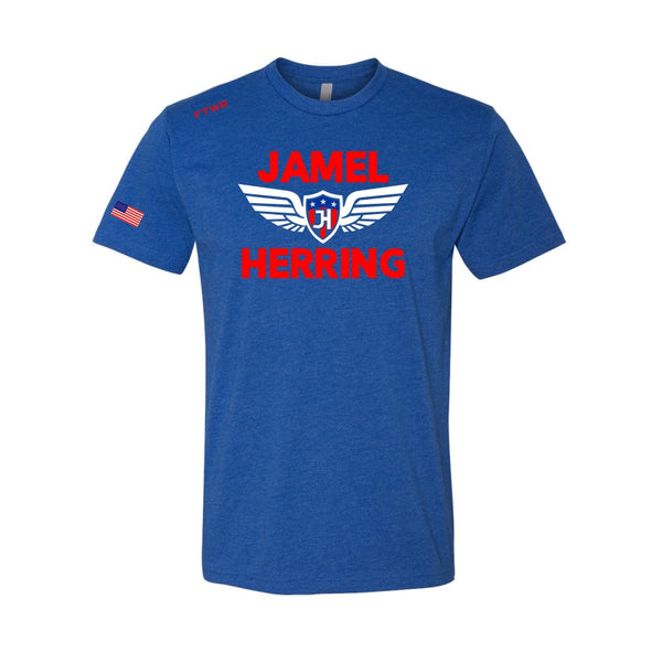 Jamel Herring Blue FTWR® Tee