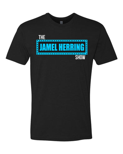 Jamel Herring Show Black Tee