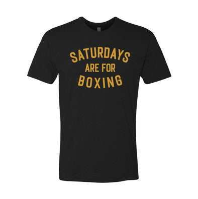 FTWR® Saturdays Are For Boxing Tee