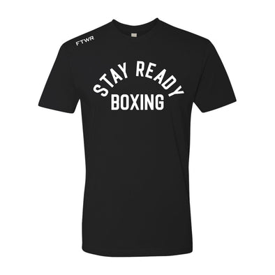 Stay Ready Boxing Tee