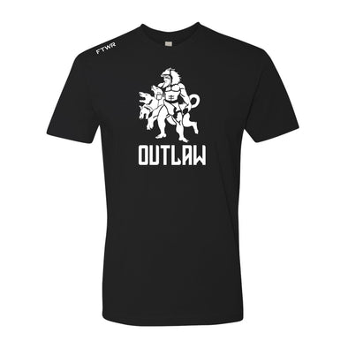Sidney Outlaw Black Tee