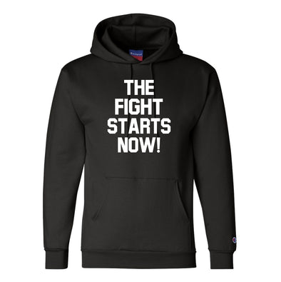 David Diamante The Fight Starts Now! Champion® Hoodie