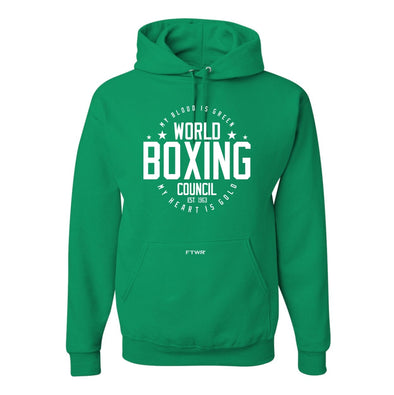 WBC® My Blood Is Green, My Heart Is Gold Hoodie