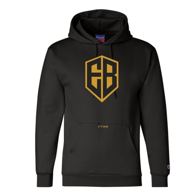 Ebanie Bridges Original Champion® Black Hoodie