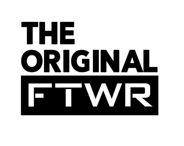 Gabriel Flores Who Run It Black/Red FTWR Tee