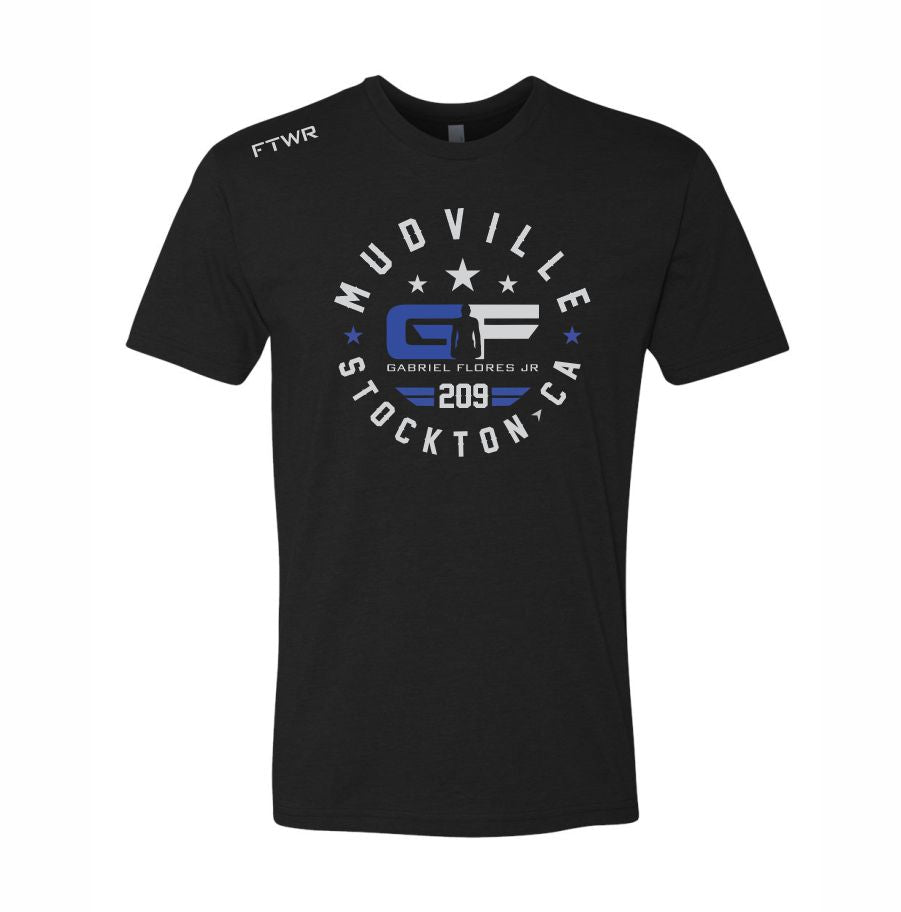 Gabriel Flores Jr Official May 4th Fight Tee