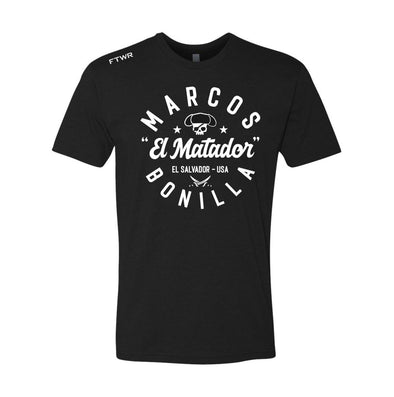 Marcos Bonilla September 20th Fight Tee