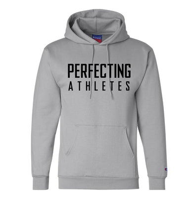 Perfecting Athletes Champion® Grey Hoodie