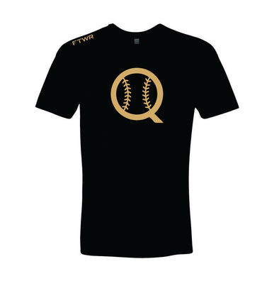 Joe Quinones Black/Gold Tee