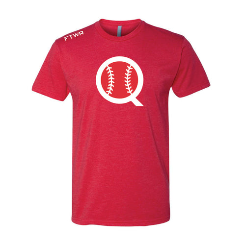 Joe Quinones Red Tee
