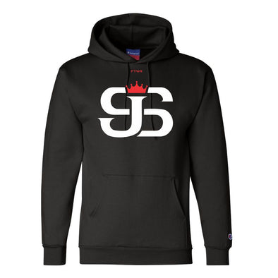 Joey Spencer Champion® Collection Original Black Hoodie