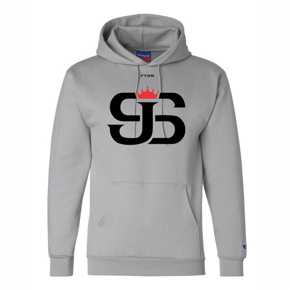 Joey Spencer Champion® Collection Original Grey Hoodie