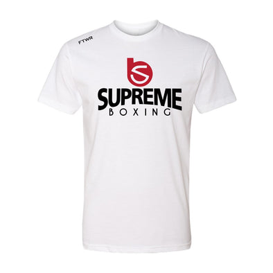 Supreme Boxing White FTWR® Tee
