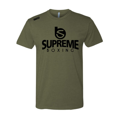 Supreme Boxing Army Green FTWR® Tee