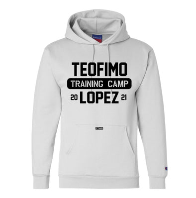 Teofimo Lopez  Training Camp Champion® Hoodie
