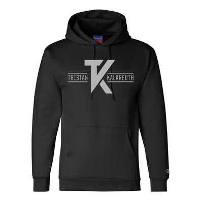 Tristan Kalkreuth Original Champion® Black Hoodie
