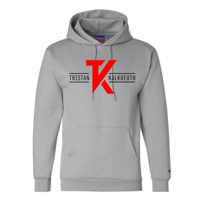 Tristan Kalkreuth Original Champion® Grey Hoodie