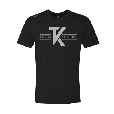 Tristan Kalkreuth Black Tee